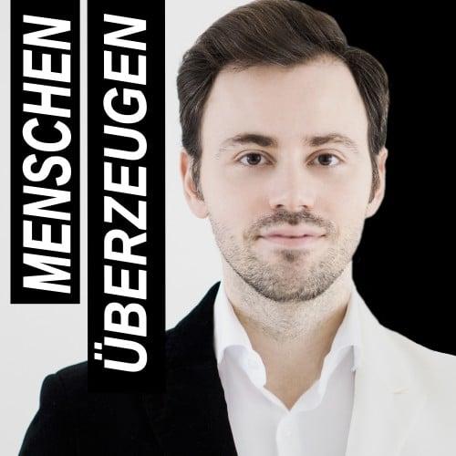 """Podcast """"MENSCHEN ÜBERZEUGEN"""" mit Wlad Jachtchenko"""