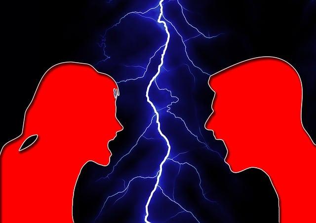 Konflikte lösen: 4 Konflikttypen verstehen und professionell Deine Konflikte managen!