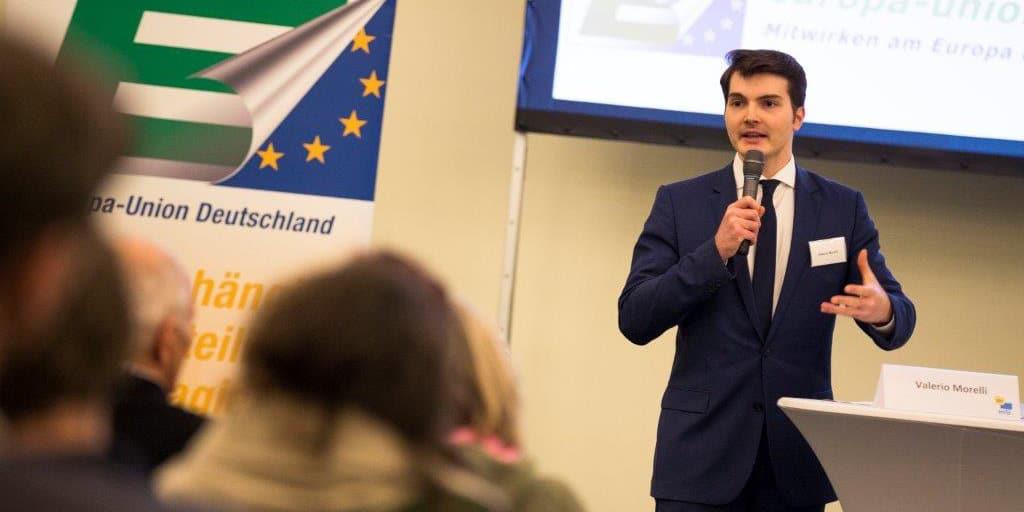 Speech   Valerio Morelli