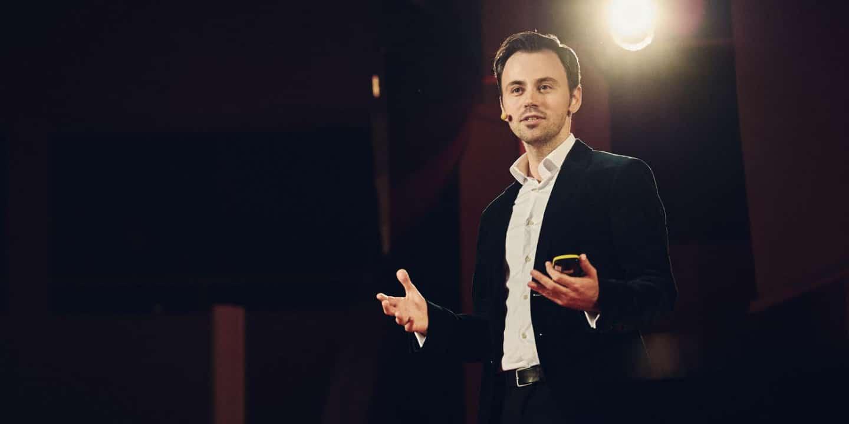 TEDxFreiburg | Speaker Wladislaw Jachtchenko